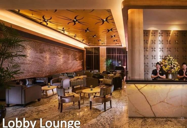 Blue Sky  Petamburan - Lounge lobi