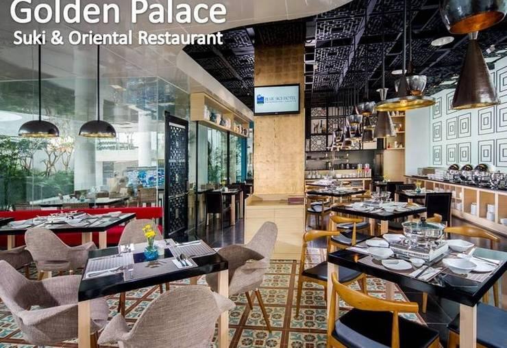 Blue Sky  Petamburan - Golden Palace Restaurant