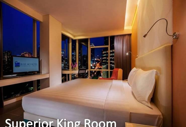 Blue Sky  Petamburan - Superior Tempat Tidur King