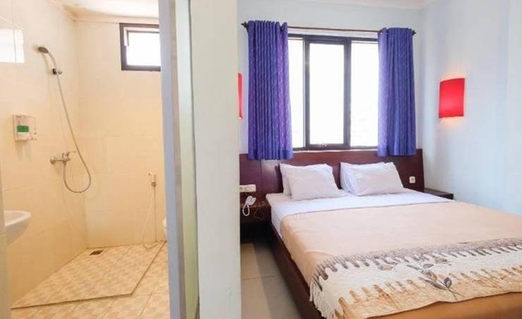 D' Bugis Ocean Hotel Makassar Makassar - City View King