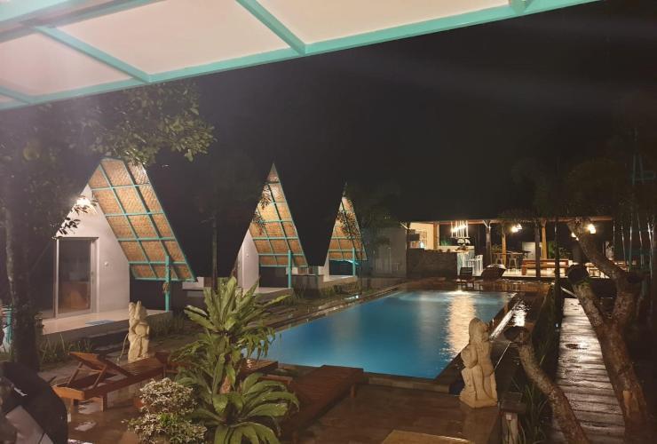 Makarma Resort Lombok - Exterior