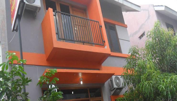 Simply Homy Guest House Timoho Yogyakarta - Exterior