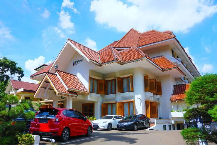 Sofyan Hotel Cut Meutia Menteng - Ekterior
