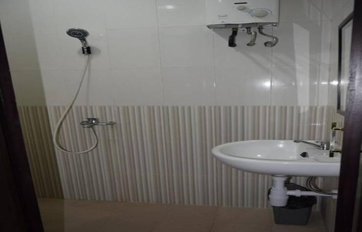 Roemah Canting Homestay Yogyakarta - Kamar mandi