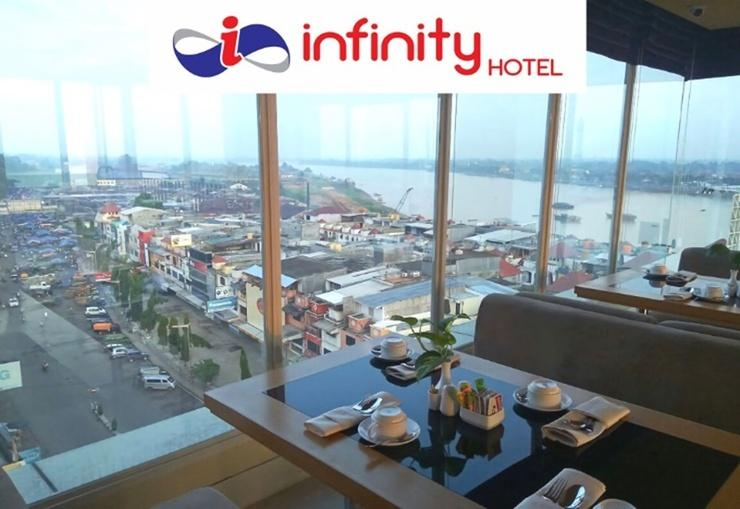 Infinity Hotel Jambi By Tritama Hospitality Jambi - Exterior