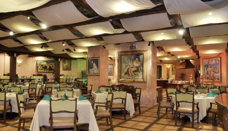 Marbella Hotel Convention & Spa Anyer - Restaurant