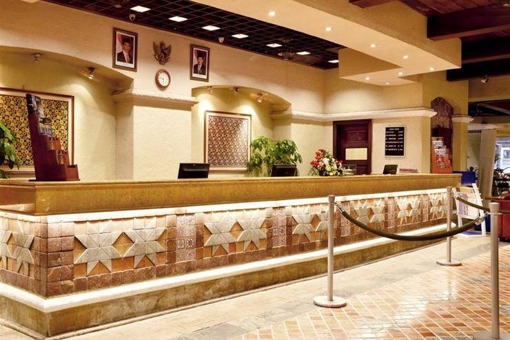 Marbella Hotel Convention & Spa Anyer - Front Office