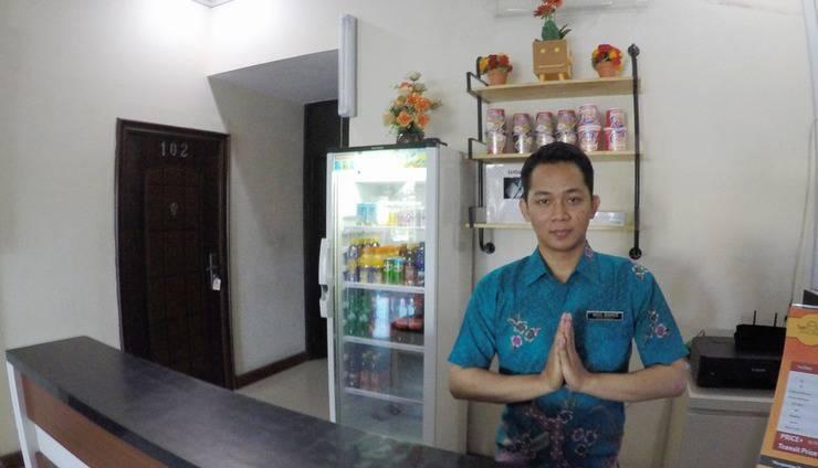Hotel Ashofa Surabaya - Reception