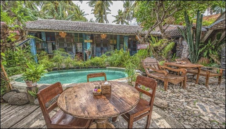 Santhiku Hotel, Villas, Yoga & SPA Bali - exterior