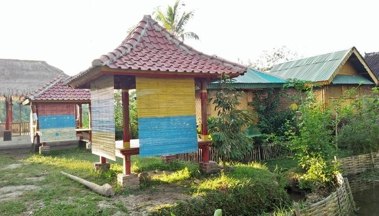 Tetebatu Farmer Homestay Lombok - exterior