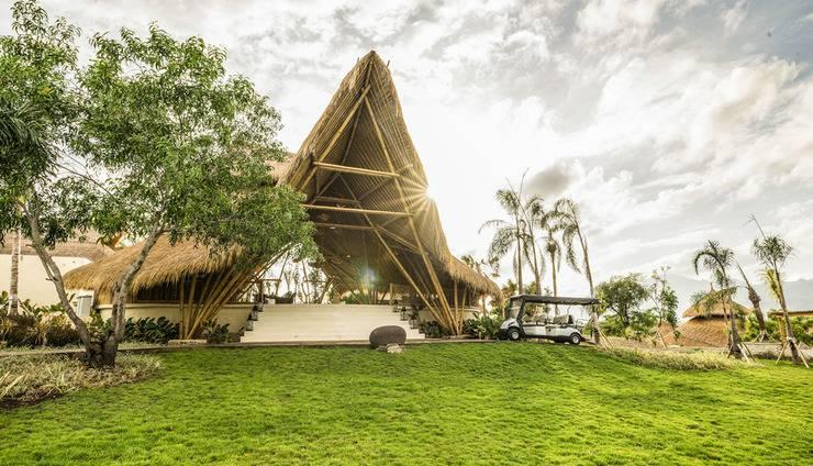 Menjangan Dynasty Resort Bali - Lobi Area