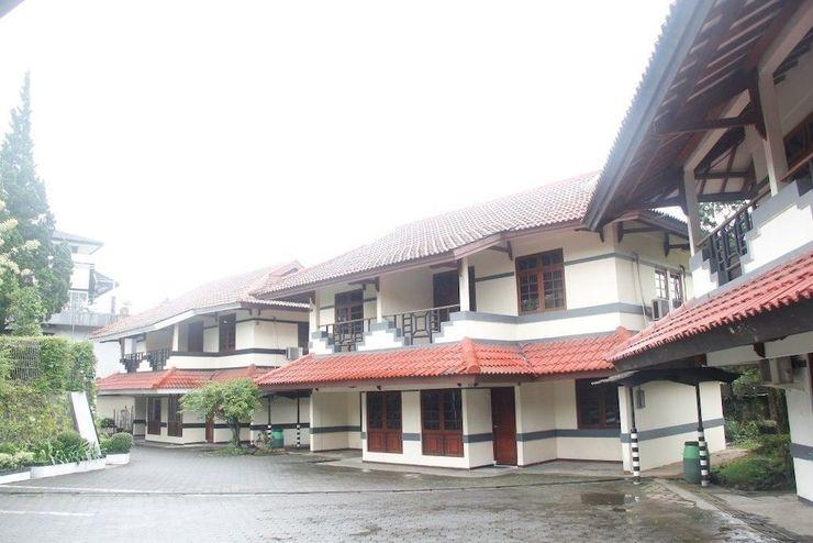 Hotel Parama Puncak - Property Grounds