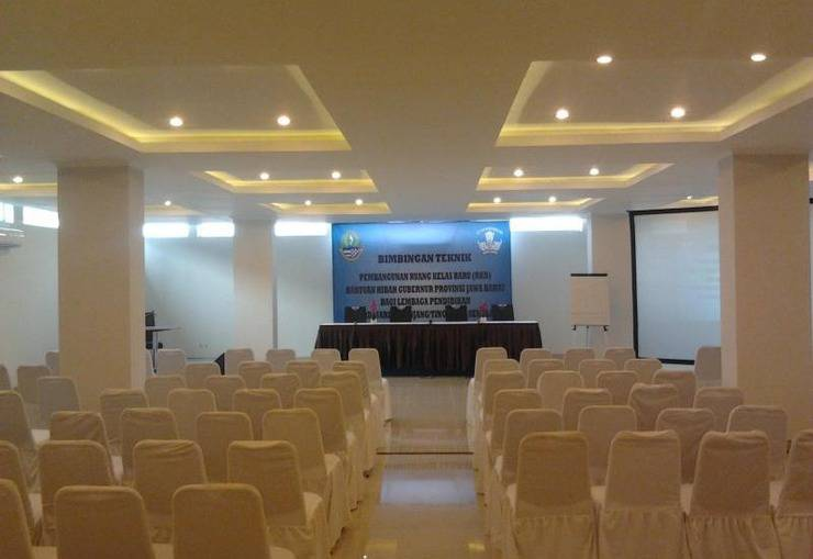 Hotel Raffleshom Bandung - Conference Room