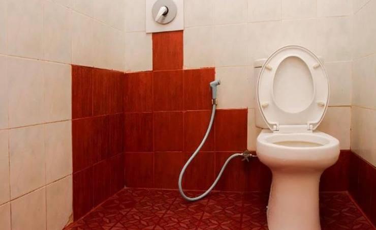 Hotel Mustika Belitung Belitung - Kamar mandi