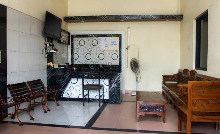Hotel Mustika Belitung Belitung - Resepsionis