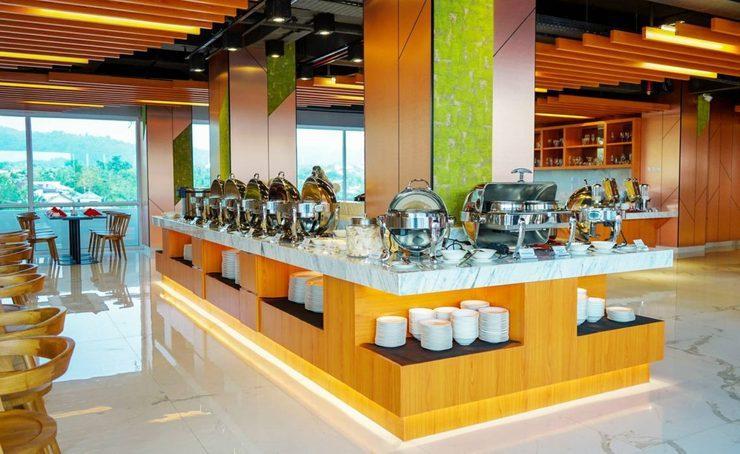 Santika Premiere Ambon Ambon - Gandaria Restaurant
