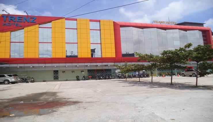 Trenz Hotel Pekanbaru Pekanbaru - Facade