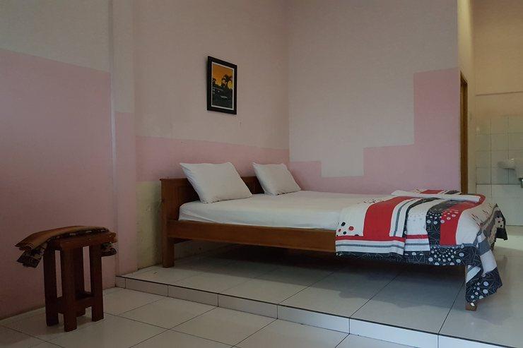 OYO 3693 Kopi Klotok Homestay Syariah Magelang - Bedroom