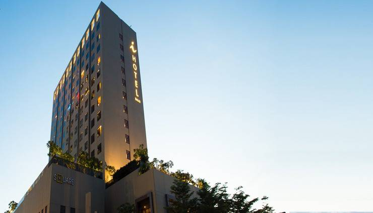 I Hotel Baloi Batam - Exterior