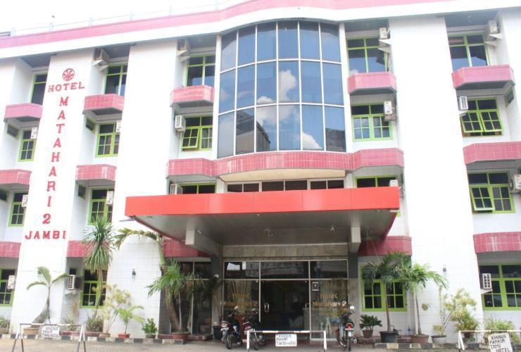 Hotel Matahari 2 Syariah  Jambi - Exterior