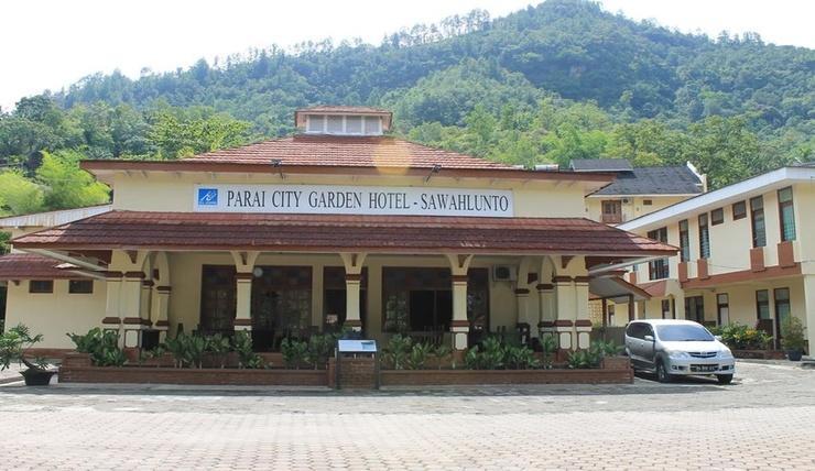 Parai City Garden Hotel Sawahlunto - Exterior