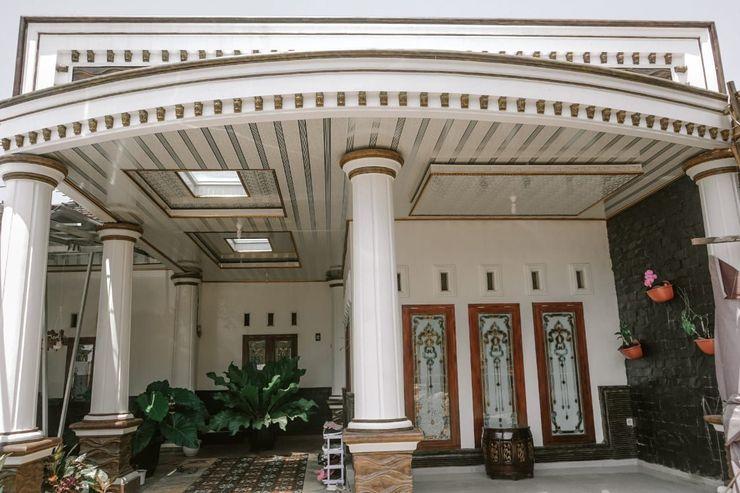 Eltsania Exclusive Homestay Bandar Lampung - Facade