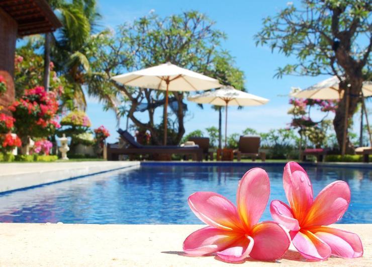 Frangipani Beach Hotel Bali - Facilities