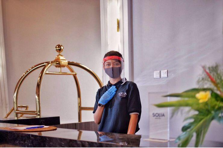 Solia Hotel Yosodipuro Solo - Clean & Safe