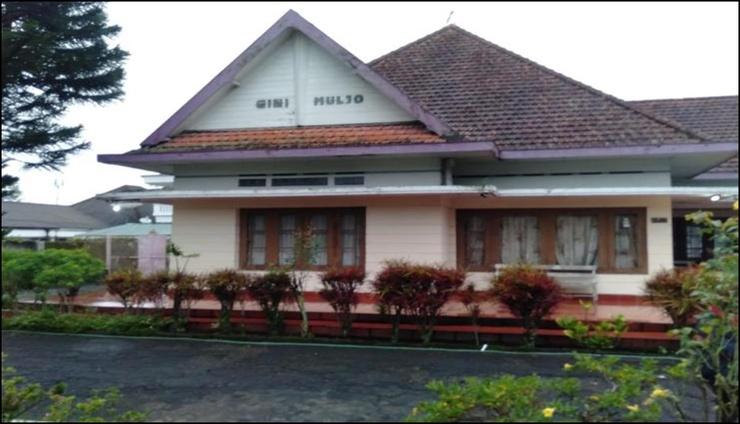 Villa Vacation Batu Malang - exterior