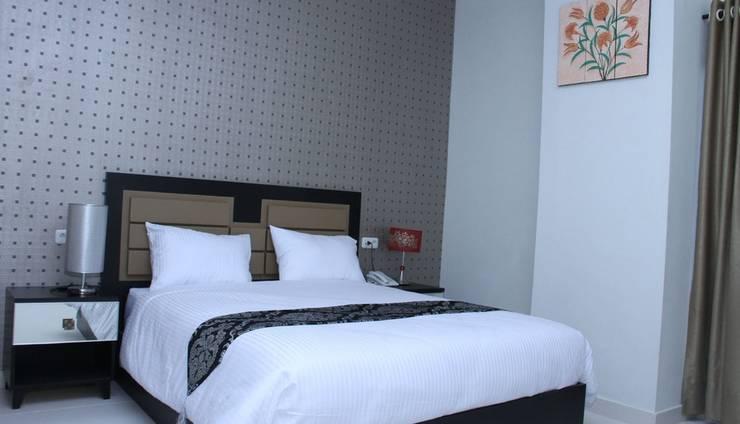 Anaya Home Hotel Medan - Kamar Deluxe
