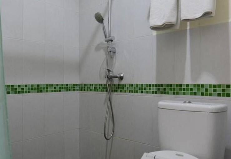 Anaya Home Hotel Medan - toilet dan kamar mandi