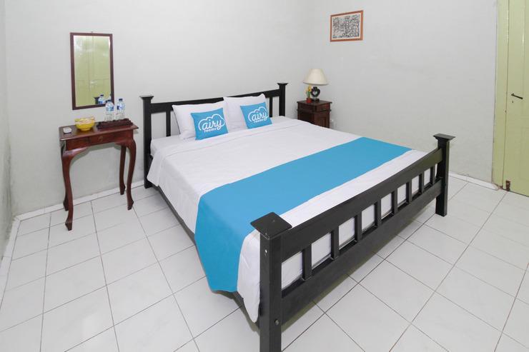 Airy Eco Malioboro Pathuk Ngadiwinatan Yogyakarta - Standard Double