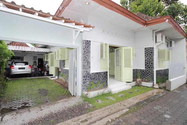 Airy Eco Malioboro Pathuk Ngadiwinatan Yogyakarta - Hotel Building