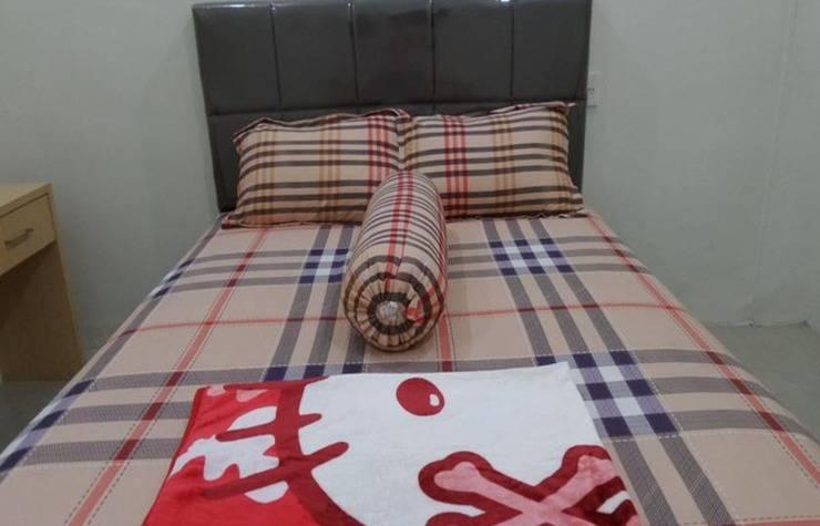 Vandolia Guest House Medan - Kamar tamu