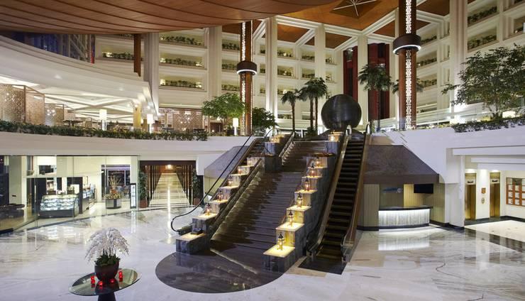 Gran Melia Jakarta - Lobby Lantai Dasar