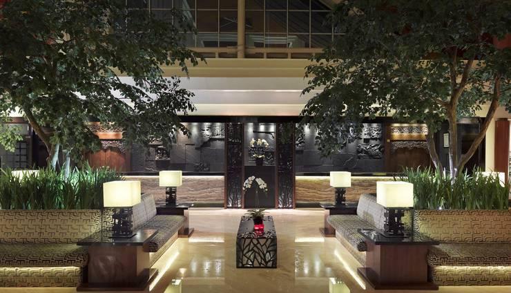 Grand Melia Jakarta - Reception
