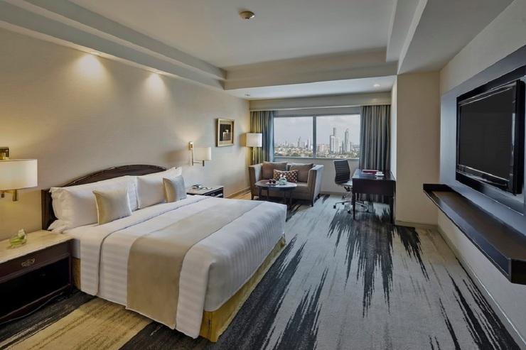 Gran Melia Jakarta - Deluxe Room