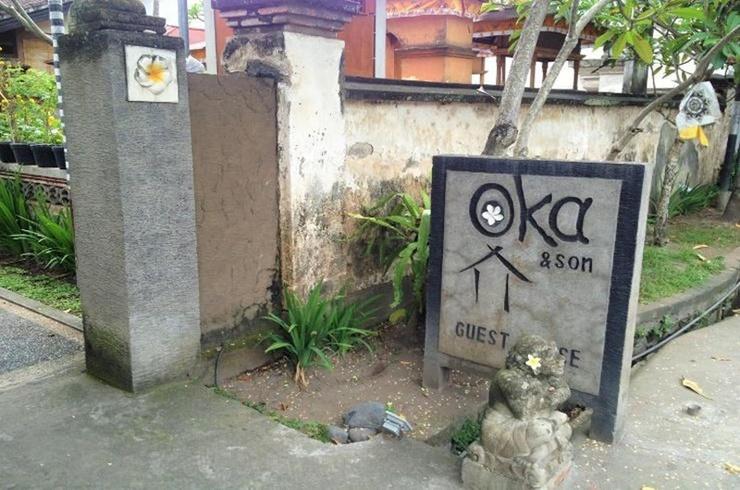 Oka & Son Guest House Lombok - Exterior