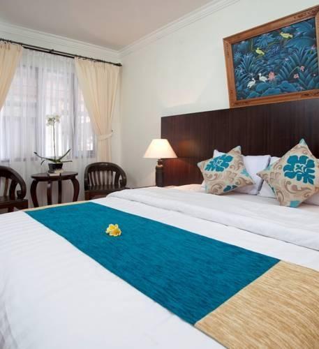 Abian Srama Hotel Bali - Tempat Tidur Double