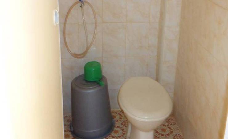 Hotel Musafir Inn Padang - Kamar mandi