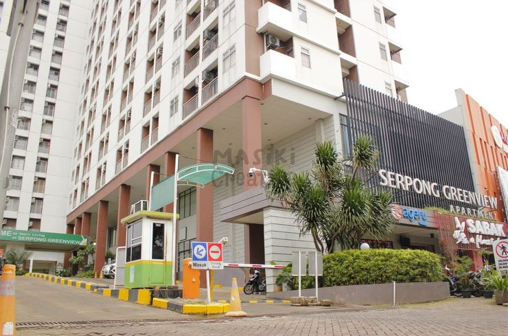 Serpong Greenview Managed by Joel Property Tangerang Selatan - Facade
