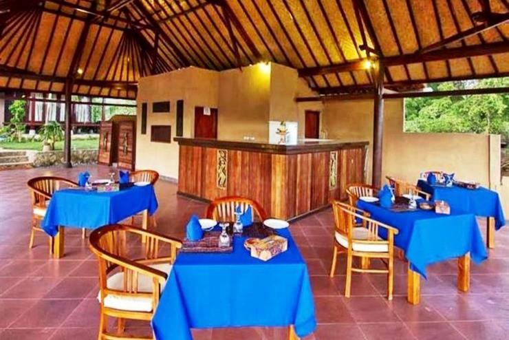 Tarci Bungalows Bali - Restoran