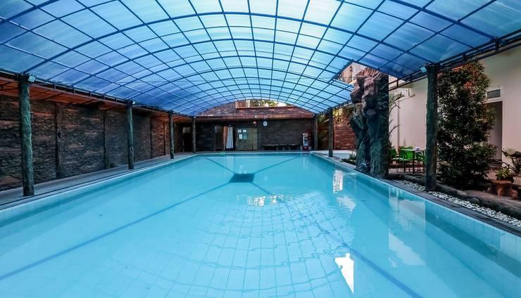 NIDA Rooms Pusung 2 Kaliurang - Kolam Renang