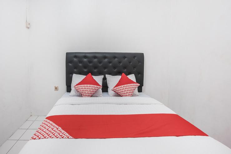 OYO 501 Elpeka Dua Residence Jakarta - Deluxe Double bedroom