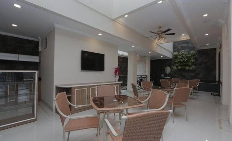 Alivio Suites Kuningan - Dining Area