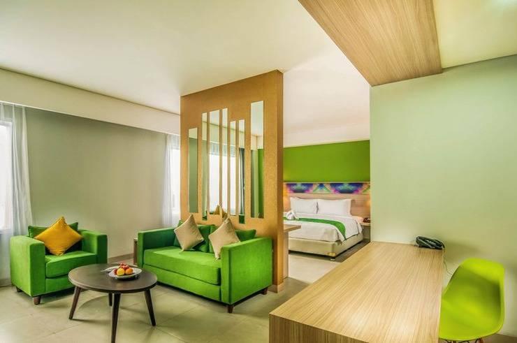 Pesonna Hotel Makassar - Kyriad Suite
