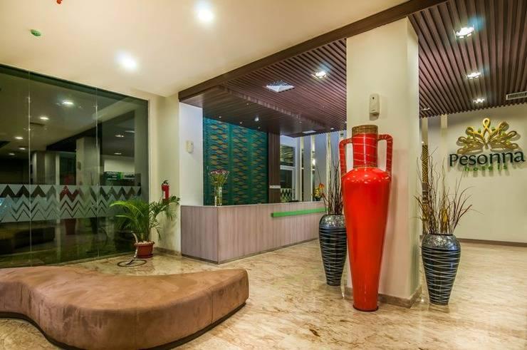 Pesonna Hotel Makassar - Lobby