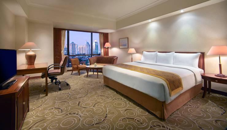 The Sultan Hotel Jakarta - Kamar Grand Deluxe