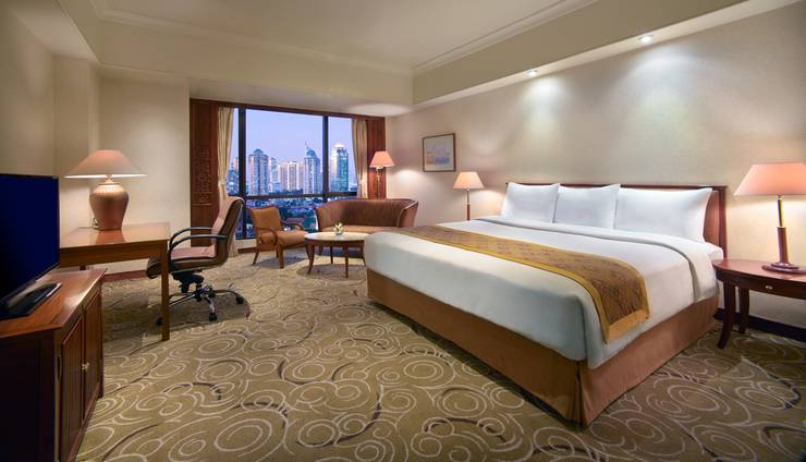 The Sultan Hotel Jakarta - Grand Deluxe