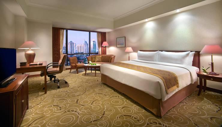 The Sultan Hotel Jakarta - Kamar Executive